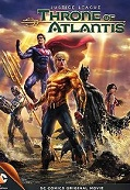 Justice League : Throne of Atlantis