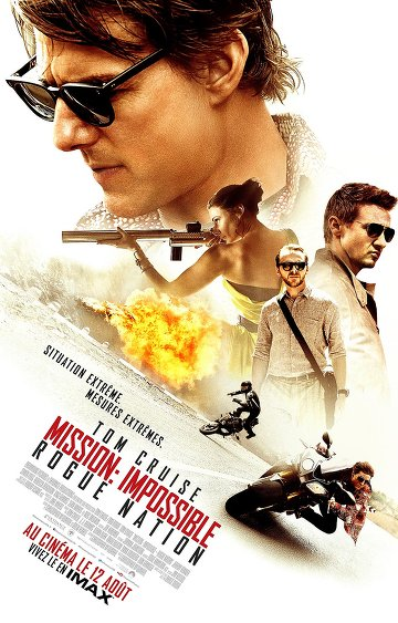 Mission Impossible 5 – Rogue Nation